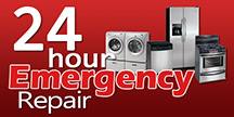emergency appliance repair