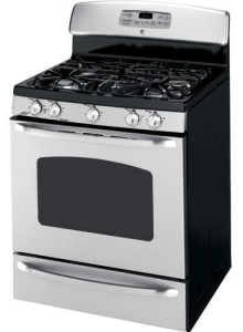 electric and gas stoves