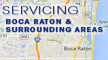 boca raton appliance repair service area